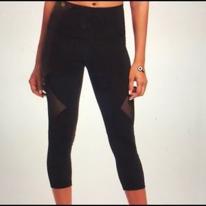 old navy cut out leggings